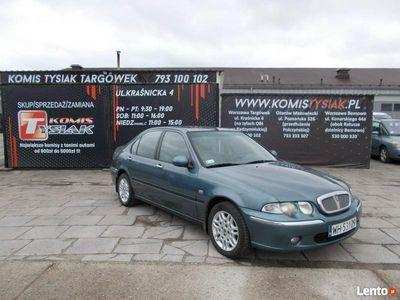 używany Rover 45 2.0 Diesel, 2001 rok KOMIS TYSIAK