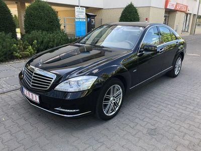 używany Mercedes S320 3dm 258KM 2011r. 360 000km
