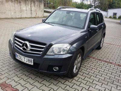 używany Mercedes GLK220 GLK 220