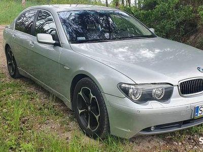 używany BMW 333 seria 7 e65 4.4 km Mały przebieg 180000