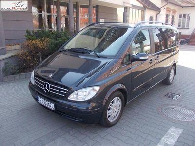 używany Mercedes Viano 2.2dm3 150KM 2004r. 190 000km