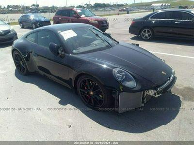 używany Porsche 911 3dm 450KM 2020r. 3 520km