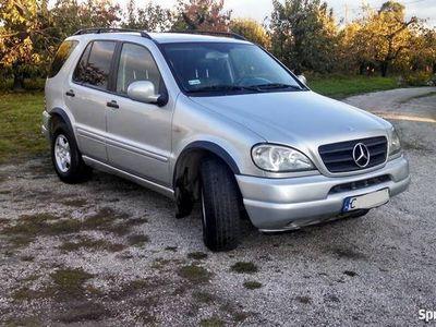 używany Mercedes ML320 W163 AMG