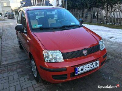 używany Fiat Panda Niezawodna benzyna/Klimatyzacja/Zadbany stan/z Niemiec II (2003-2012)