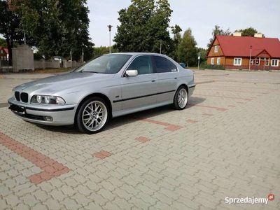 używany BMW 523 e39 i możliwa zamiana