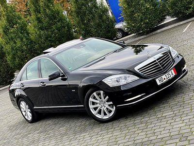 używany Mercedes S350 3dm 258KM 2011r. 289 000km