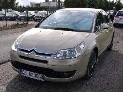używany Citroën C4 I 1.6 16V SX Pack