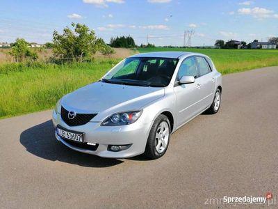 używany Mazda 3 1.6 cdti 2006 xenon