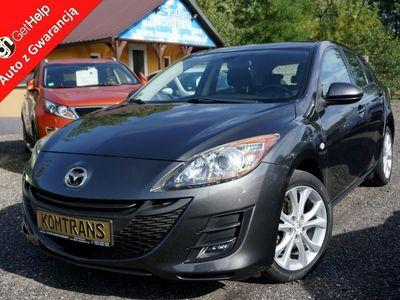używany Mazda 3 1.6dm 105KM 2009r. 163 624km