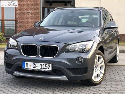 używany BMW X1 2dm3 143KM 2013r. 140 144km sDrive 143KM Lift Webasto Serwis ASO Tylko 140 tys.km !!!