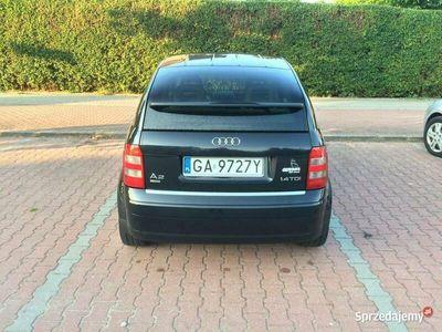 używany Audi A2 2003 1,4tdi ekonomiczny
