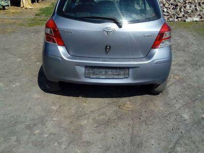 używany Toyota Yaris 2010