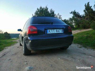 używany Audi A3 w całości