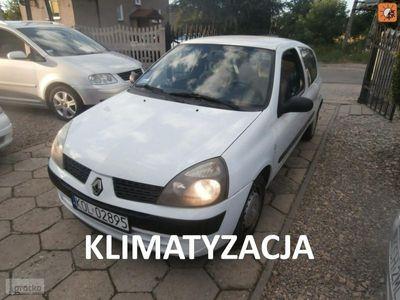 używany Renault Clio II 1.5dm 65KM 2003r. 154 000km