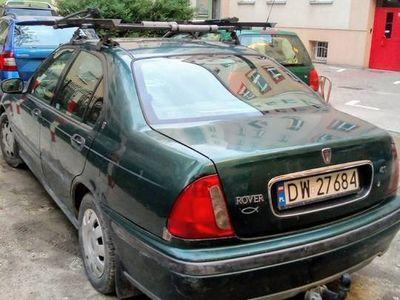 używany Rover 400