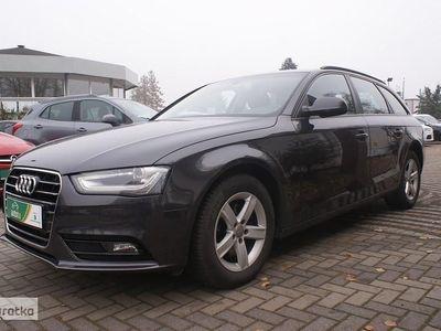 brugt Audi A4 IV (B8) Avant Quattro TDI 177KM navi, skóra, klimatronic