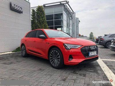 używany Audi E-Tron
