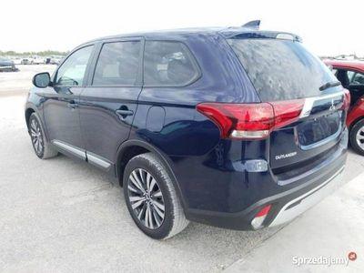 używany Mitsubishi Outlander OutlanderES 2.4 benz. 166 KM autom. FWD 2020 III (2012-)