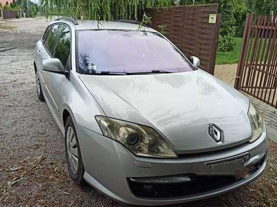 używany Renault Laguna III III 2.0 DCI bez DPF możliwa zamana na C 5