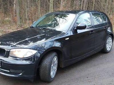 używany BMW 116 d