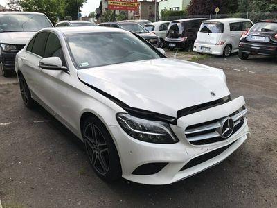 używany Mercedes C160 1.5dm 130KM 2019r. 13 110km