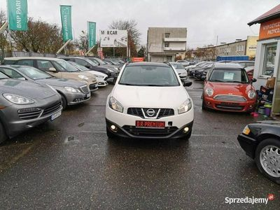 używany Nissan Qashqai 1.5dm 110KM 2014r. 107 691km