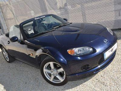 używany Mazda MX5 1.8dm 126KM 2008r. 41 000km