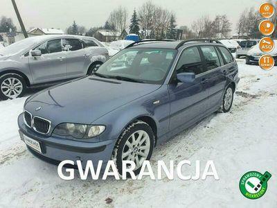 używany BMW 316 Gwarancja E46 (1998-2007)