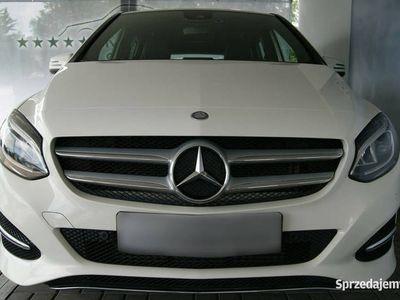 używany Mercedes B200 Urban