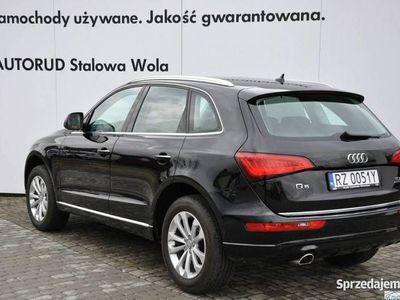 używany Audi Q5 2.0 TDI 190KM Quattro S-tronic Polski Salon Serwis ASO FV 23%