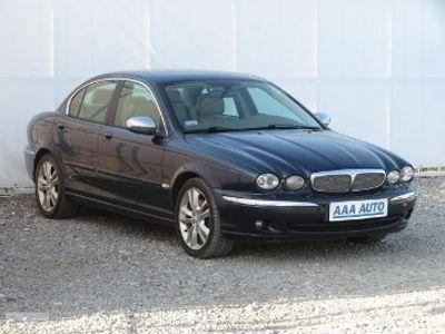 używany Jaguar X-type I Salon Polska, Serwis ASO, Xenon, Klimatronic, Tempomat ,