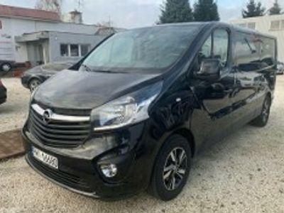 używany Opel Movano Movano III1.6 Diesel 125 KM 9-osobowy VAT 23%