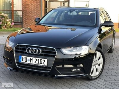 używany Audi A4 IV (B8) 190KM Xenon Led Navi Kamera Webasto Hak Jak Nowy !!!