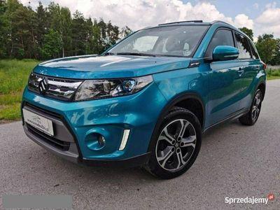 używany Suzuki Vitara 4×4 AllGrip 1.6b.120KM Full