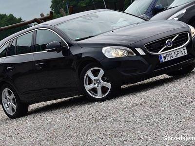 używany Volvo V60 2.0T 202KM SKÓRA NAVI RADAR GWARANCJA