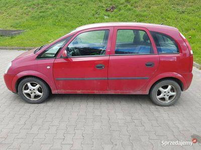 używany Opel Meriva A (wymieniony silnik - niższy przebieg!)