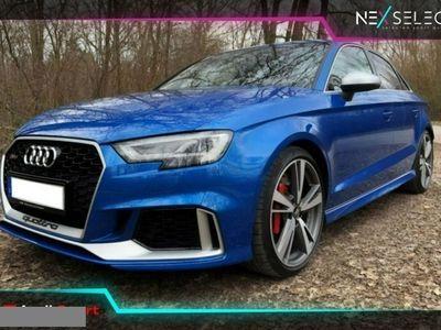 używany Audi RS3 2.5dm 400KM 2017r. 15 000km