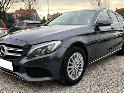 używany Mercedes C180 1.6dm 116KM 2015r. 169 000km