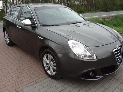 używany Alfa Romeo Giulietta 1.6 Alu,Klimatronik,1.6 diesel automatyczna klima.