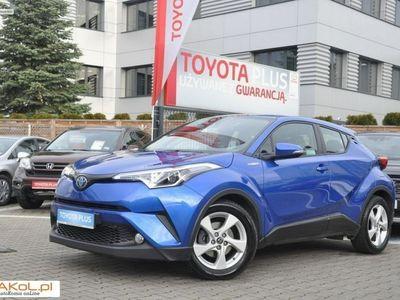 używany Toyota C-HR 1.8dm 122KM 2018r. 29 321km