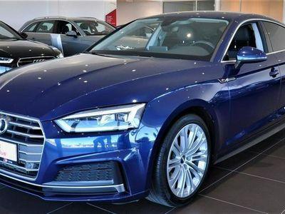 używany Audi A5 2dm 252KM 2017r. 75 200km