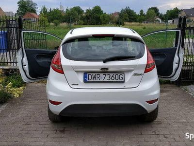 używany Ford Fiesta 2011 Van