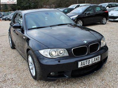 używany BMW 118 2dm3 122KM 2006r. 242 000km 2.0D!Xenon!Sport-size!M-Pakiet!Stan BDB!Zarejestrowane!