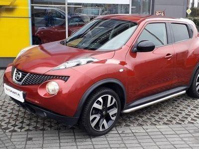 używany Nissan Juke TEKNA 1.6 Benzyna 117 KM Salon Pl Gwarancja Serwisowany, Suchy Las