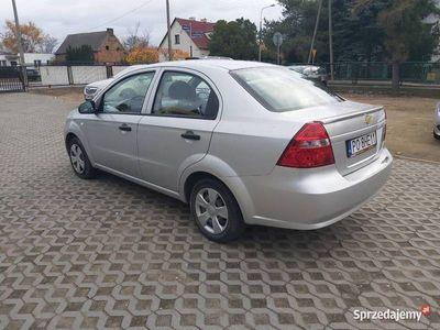 używany Chevrolet Aveo 1.2 Salon Polska Klimatyzacja SERWIS