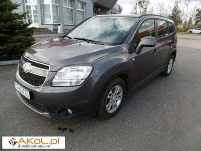 używany Chevrolet Orlando 2dm 163KM 2012r. 155 081km