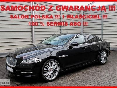 używany Jaguar XJ VIII (X351) AUTOMAT + Salon PL + 1 Wł + 100% Serwis !!!