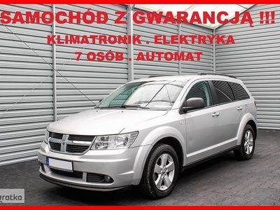 używany Fiat Freemont AUTOMAT + 7 Osób + Klimatronik + Elektryka !!!