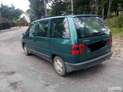 używany Citroën Evasion 7 miejsc
