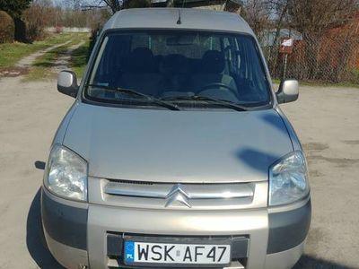 używany Citroën Berlingo 1.9D 2005r